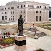 Κλοπή στο αρχαιολογικό μουσείο των Σκοπίων