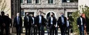 Μητσοτάκης: «Πνεύμονας» πρασίνου για την περιοχή η ΠΥΡΚΑΛ: μεταφορά 9 υπουργείων