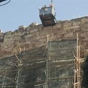 Ακρόπολη: Η σκαλωσιά, ο ανελκυστήρας, ένα σίριαλ με πολλά επεισόδια…