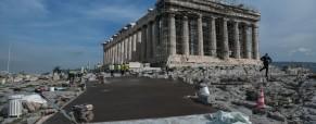 Υπουργείο Πολιτισμού: Κι άλλο τσιμέντο στην Ακρόπολη; 3.2.21