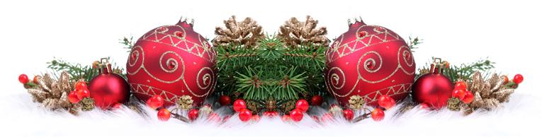 Christmas photo page
