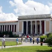 Αποκλεισμός Εθνικού Αρχαιολογικού Μουσείου από Συμβασιούχους