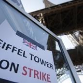 Με αφορμή μια παριζιάνικη απεργία……
