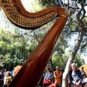«Η μαγική άρπα» στον κήπο του Αρχαιολογικού Μουσείου