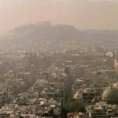 Αθήνα και αιωρούμενα σωματίδια
