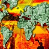 """Ο κίνδυνος παγκόσμιας ύφεσης """"καταπίνει"""" τις αγορές"""