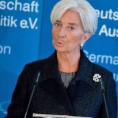 «Τείχος προστασίας» για την Ελλάδα ζητά η Λαγκάρντ