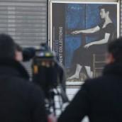 Τρεις οι ύποπτοι για την κλοπή στην Εθνική Πινακοθήκη