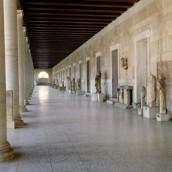 Έκθεση στο Μουσείο Αρχαίας Αγοράς για άτομα με προβλήματα όρασης
