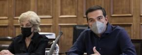 Αλέξης Τσίπρας: Η Μενδώνη απολύει και διώκει όσους συνέβαλαν στην κάθαρση στο Ταμείο Αλληλοβοήθειας